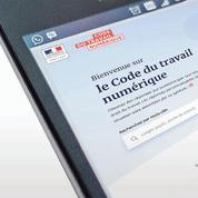 Le code du travail numérique totalise 2millions de consultations depuis janvier