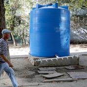 Une guerre de l'eau assoiffe la Crimée