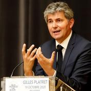 Régionales: le candidat LR Gilles Platret «continue à faire campagne»
