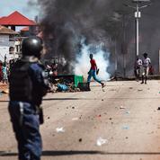 Guinée: Alpha Condé s'impose dans un pays en ébullition