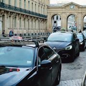 Le couvre-feu, un coup de massue supplémentaire pour les chauffeurs de taxi et de VTC