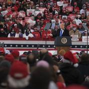 Présidentielle américaine: deux campagnes et deux philosophies que tout oppose