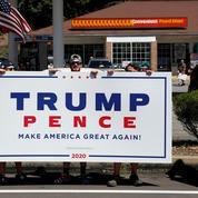 Présidentielle: une Amérique polarisée à l'extrême face à un choix existentiel