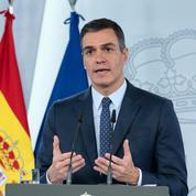 En Espagne, plus d'impôt et priorité à la santé