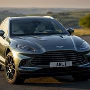 DBX, l'Aston Martin des familles