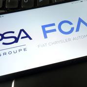 PSA et Fiat Chrysler en forme avant la noce