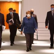 L'Allemagne se résout à prendre des mesures «musclées et sévères» contre la deuxième vague de coronavirus