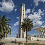 Ouverture de la grande mosquée d'Alger