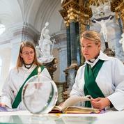 Dans l'Église de Suède, les femmes pasteurs ont pris l'autel