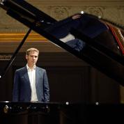 Geoffroy Couteau, grand amoureux de Brahms