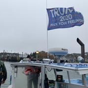 Dans le Maine, les pêcheurs de homards ne quitteront jamais lenavire de Trump, leur milliardaire préféré