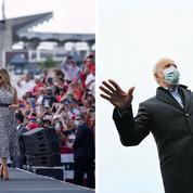 Présidentielle américaine: les deux camps jettent leurs dernières forces dans la bataille