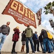 En Californie, la ruée sur les armes d'électeurs démocrates inquiets