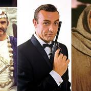 Sean Connery: l'aventure au cinéma de James Bond à L'Homme qui voulut être roi