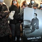 Au collège de Samuel Paty, les enfants appréhendent la rentrée