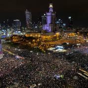 Avortement: en Pologne, la «grève des femmes» prend de l'ampleur