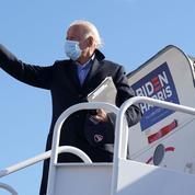 Présidentielle américaine: les Français voteraient largement Joe Biden