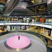 Covid-19: à Barcelone, les grands magasins sont fermés