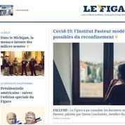 Le Figaro franchit le cap des 200.000 abonnés numériques