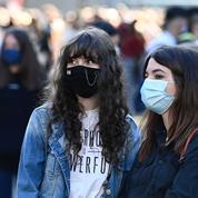 Des lycéens bloquent leur établissement pour protester contre les conditions sanitaires