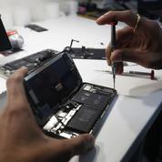 Le casse-tête de la réparation des smartphones