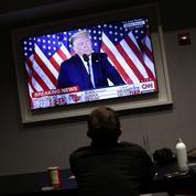 Télévisions et réseaux sociaux contestent les propos de Donald Trump