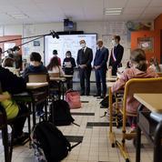 «Il y a eu 400 violations de la minute de silence» en hommage à Samuel Paty, annonce Blanquer