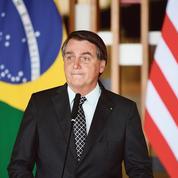 Jair Bolsonaro orphelin de son parrain Donald Trump