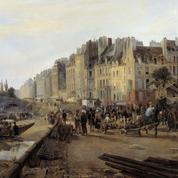 Hygiène: quand les odeurs putrides régnaient sur les rues de Paris