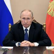 Présidentielle américaine: Vladimir Poutine fait grise mine