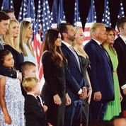 La dynastie Trump, un chaudron d'héritiers prêts à relever le gant