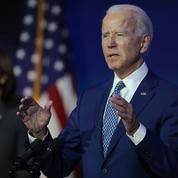 Evan Osnos: «Face à son adversaire, Biden se veut rassurant et vigilant»