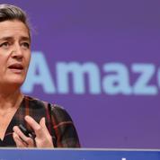 Bruxelles accuse Amazon d'abus de position dominante sur sa place de marché