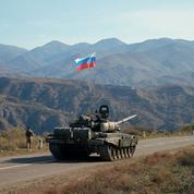 Haut-Karabakh: Vladimir Poutine, maître du jeu dans le Caucase du Sud