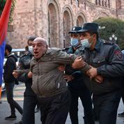L'Arménie a perdu des pans du Haut-Karabakh