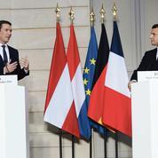 Contre le terrorisme, Macron appelle à un sursaut européen