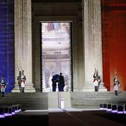 Face aux crises, Emmanuel Macron veut faire vibrer la fibre nationale