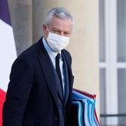 Reconfinement: à Bercy, Bruno Le Maire tient la barre