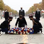 Général Christophe Abad: «le 11 novembre sous l'Arc de triomphe, un cérémonial immuable»