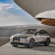 BMW iX, un SUV de rupture