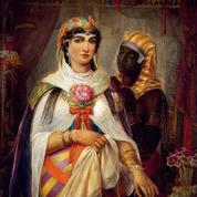 Cléopâtre, la reine sans visage de Frédéric Martinez: la flambeuse