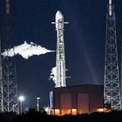 Gafa: une inexorable montée en puissance dans l'espace