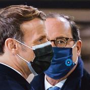 François Hollande tente encore un retour