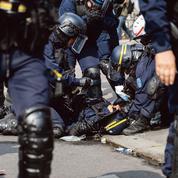 Les violences contre la police ont doublé en quinze ans