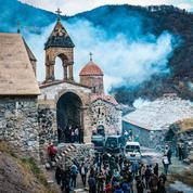 «L'Arménie et la population arménienne du Haut Karabakh ont plus que jamais besoin de notre solidarité»