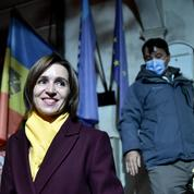 En Moldavie, la candidate pro-européenne Maia Sandu remporte la présidentielle