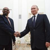 La Russie ancre au Soudan sa base en Afrique