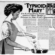 «Mary Typhoïde», vingt-six ans en quarantaine