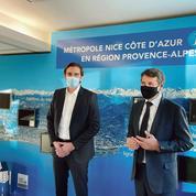 5G: Nice devient la première ville de France couverte avec SFR