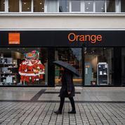 Orange porté en Bourse par une série de bonnes nouvelles